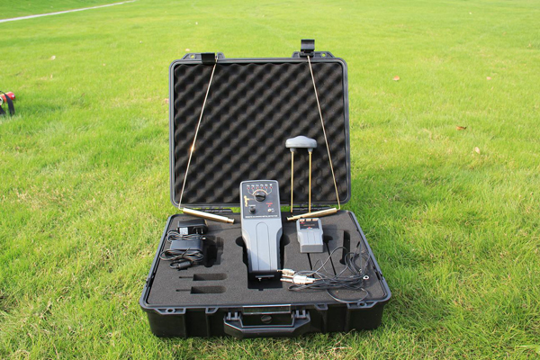 Raider-II remote scanning metal detector